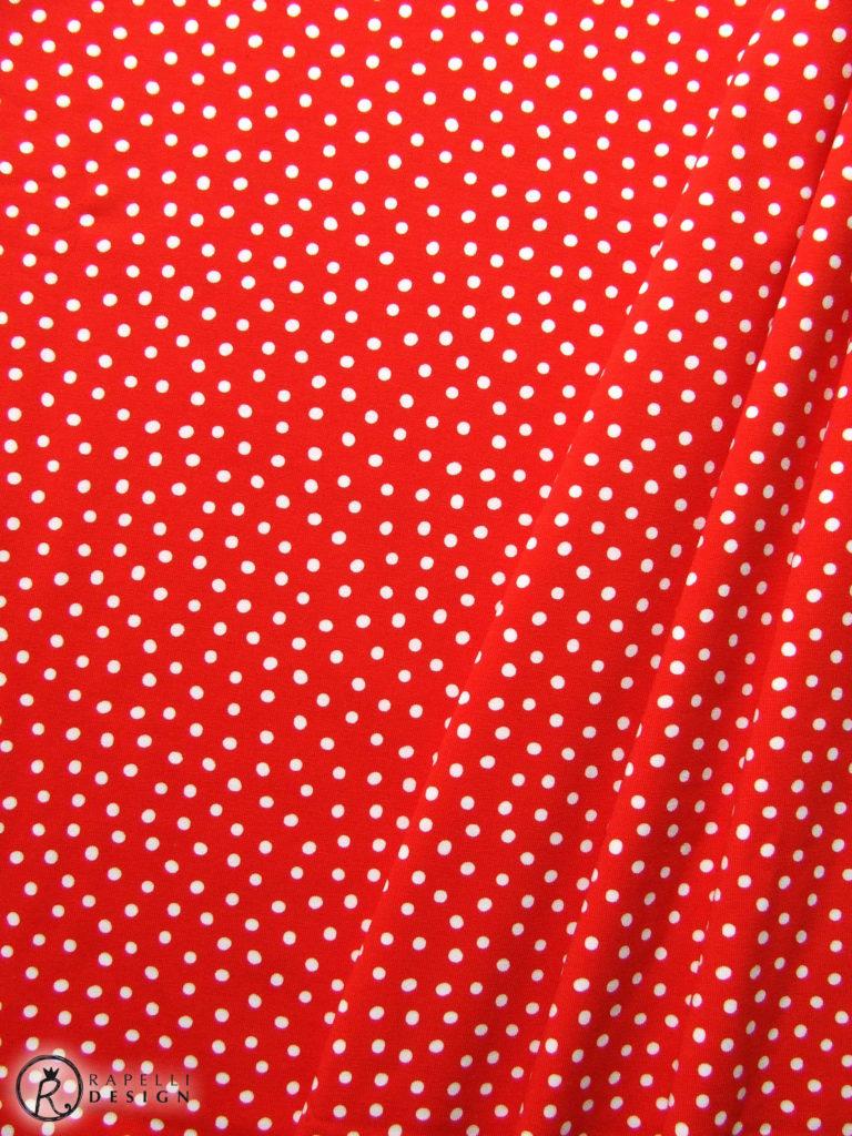 Jersey Stoff Basic Basix Basics Kombi Kombistoff Punkte Pünktchen Dots Dotties